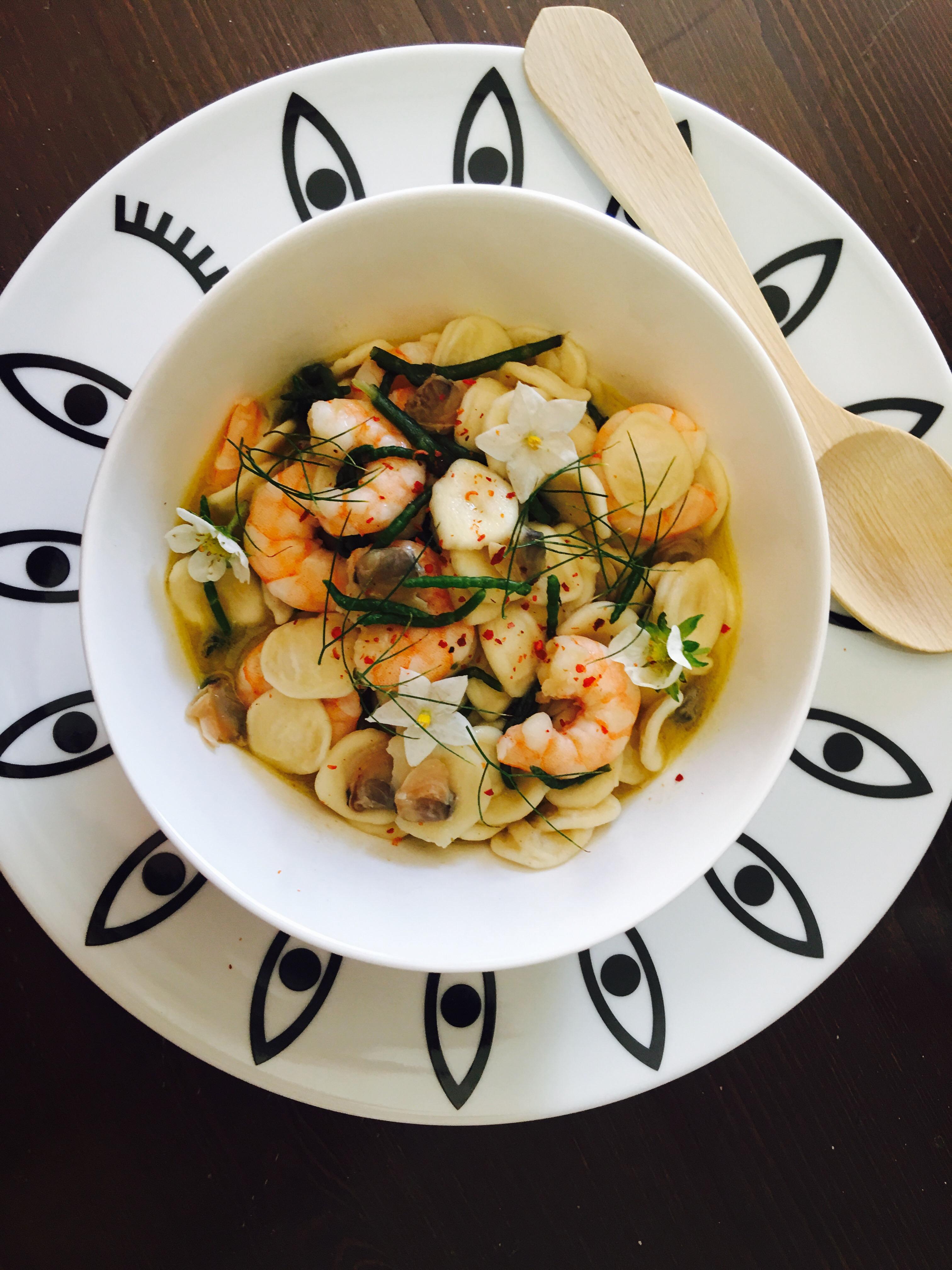Zuppetta di pesce fresco cuore amore e zenzero for Cucinare murena